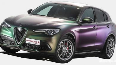 Photo of Alfa Romeo Stelvio elaborato, tuning by Romeo Ferraris