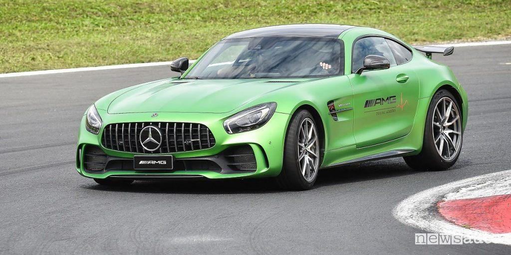 Corso di guida sportiva, calendario AMG Driving Academy 2019