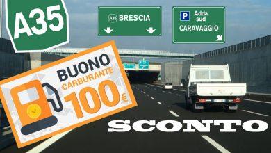 Photo of App per l'Autostrada, APP35 buoni carburante e sconto pedaggio