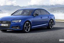 Audi A4 2019, nuovo motore ibrido