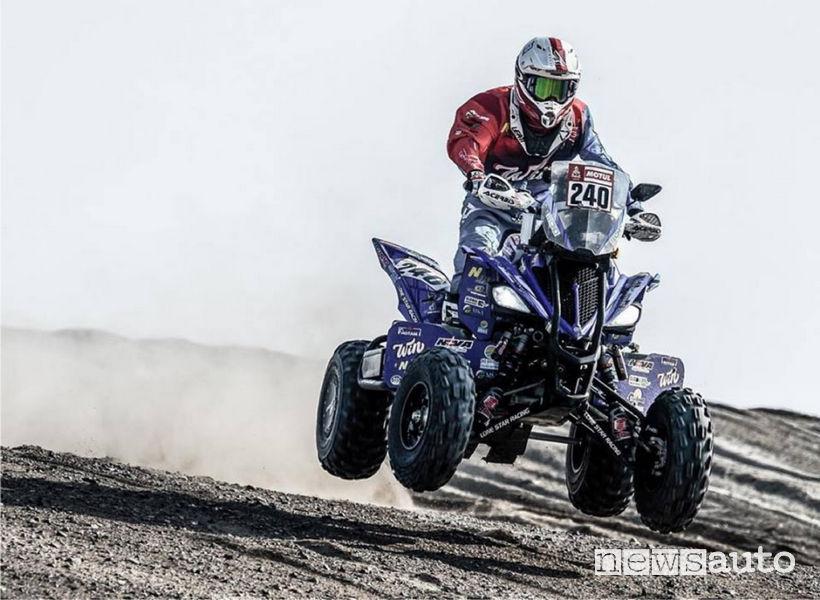 Dakar 2019 quad Nicolas Cavigliasso