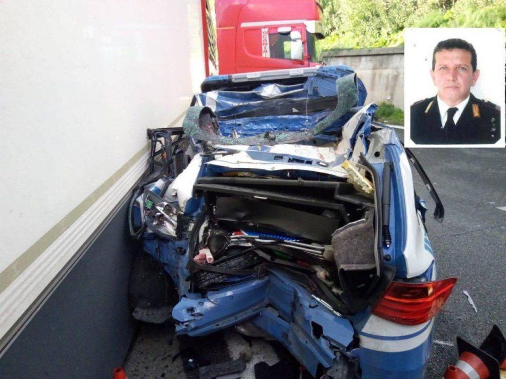 Pauroso incidente in Sicilia, muore un agente della Polstrada sull'A18 Catania-Messina