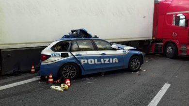 Incidente mortale sull'A18 Catania-Messina (Ansa)