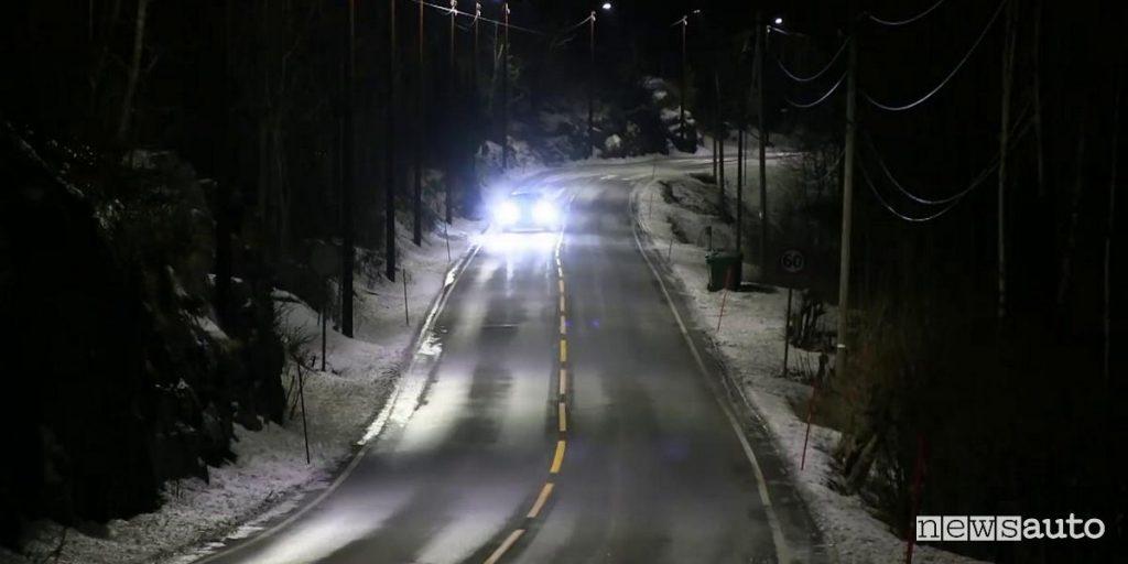 lampioni stradali intelligenti