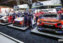 Calendario WRC 2019