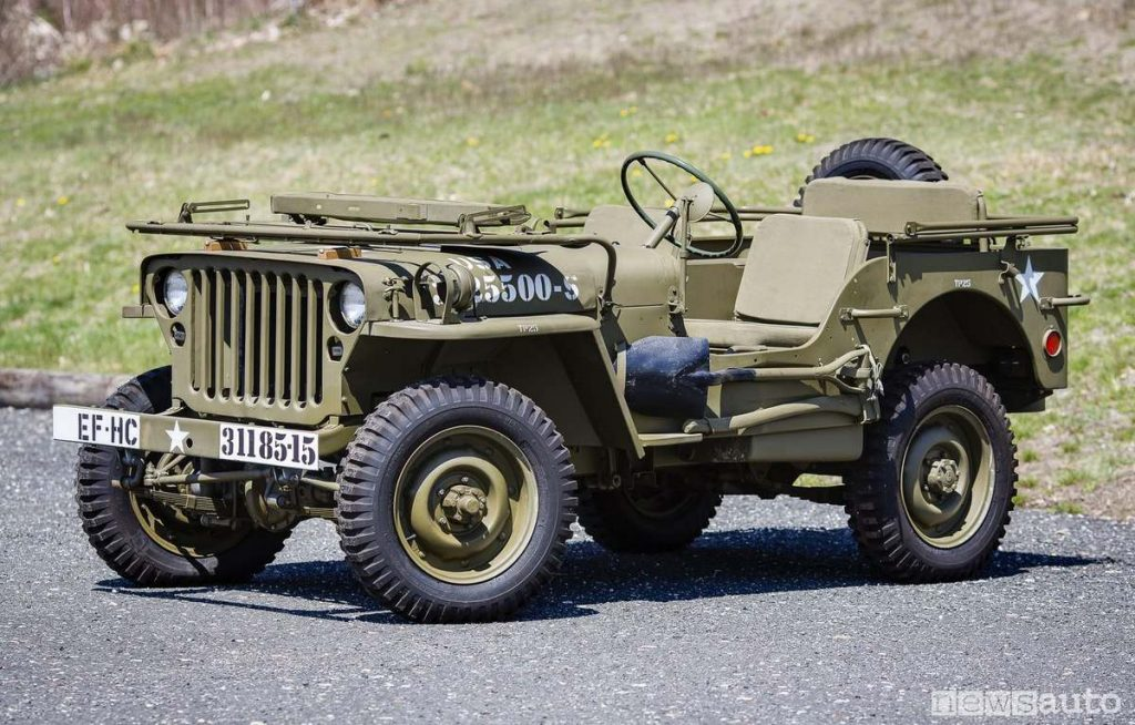 jeep willys del 1941