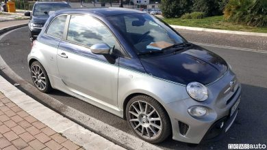 Photo of Abarth 500 rubata, ritrovata l'auto di Milinkovic-Savic?