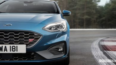 Nuova Ford Focus ST 2019