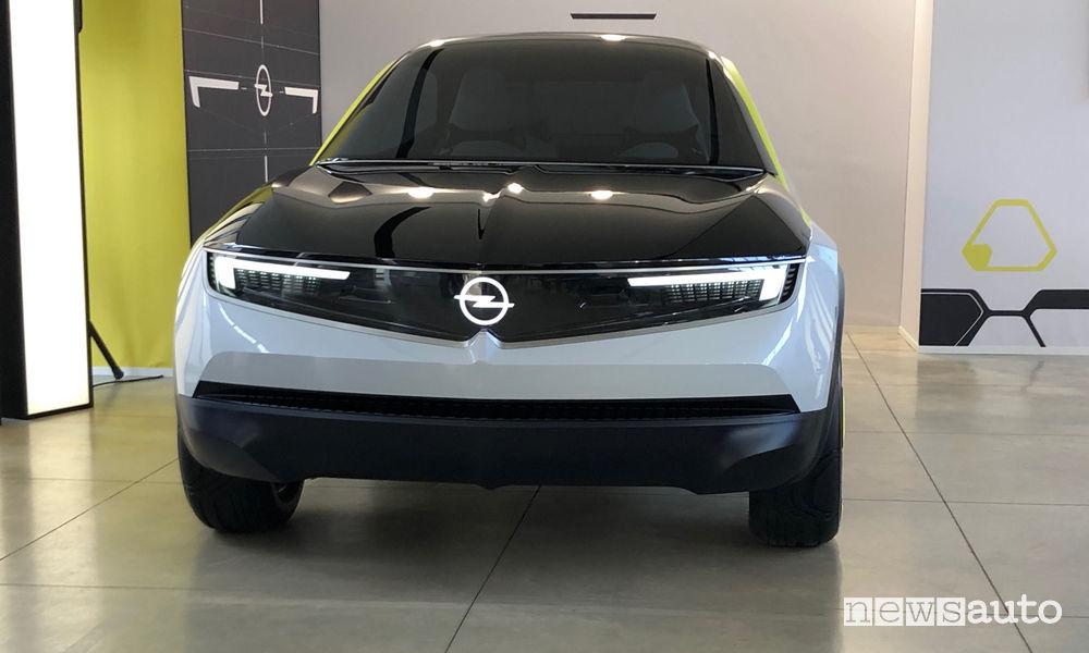 Opel concept GT X Experimental 2019, vista frontale