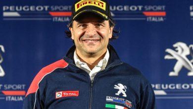 corso di rally con Paolo Andreucci pilota, ambassadort e tutor Peugeot 2019