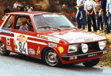 Trofeo Peugeot Rally storia