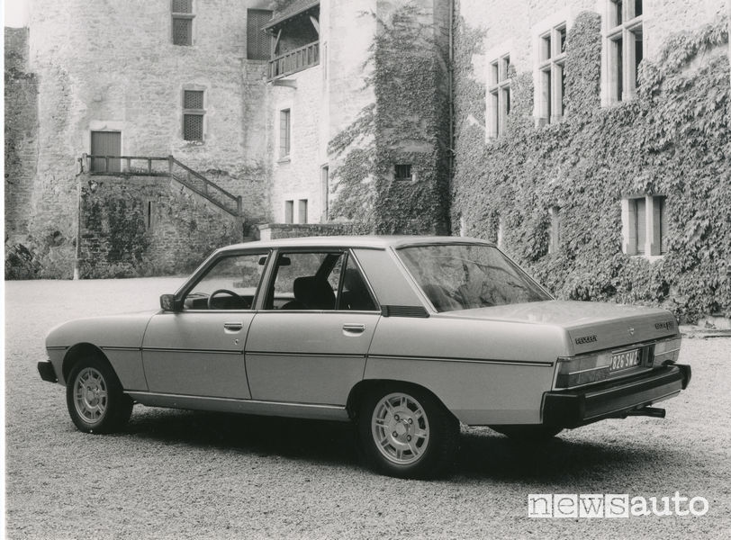 Peugeot 604 GRD Turbo 1981