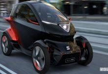 City car del futuro Seat Minimó