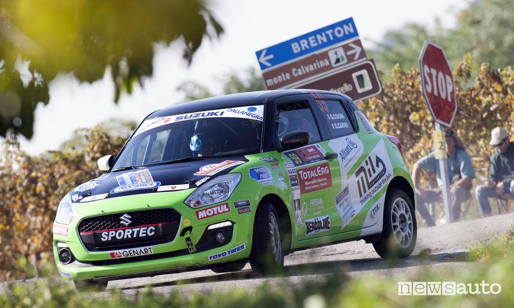 Suzuki Rally Cup Cogni/Zani