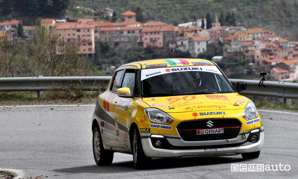 Aci Sport Calendario 2020.Suzuki Rally Cup 2019 Calendario Nuova Stagione Newsauto It