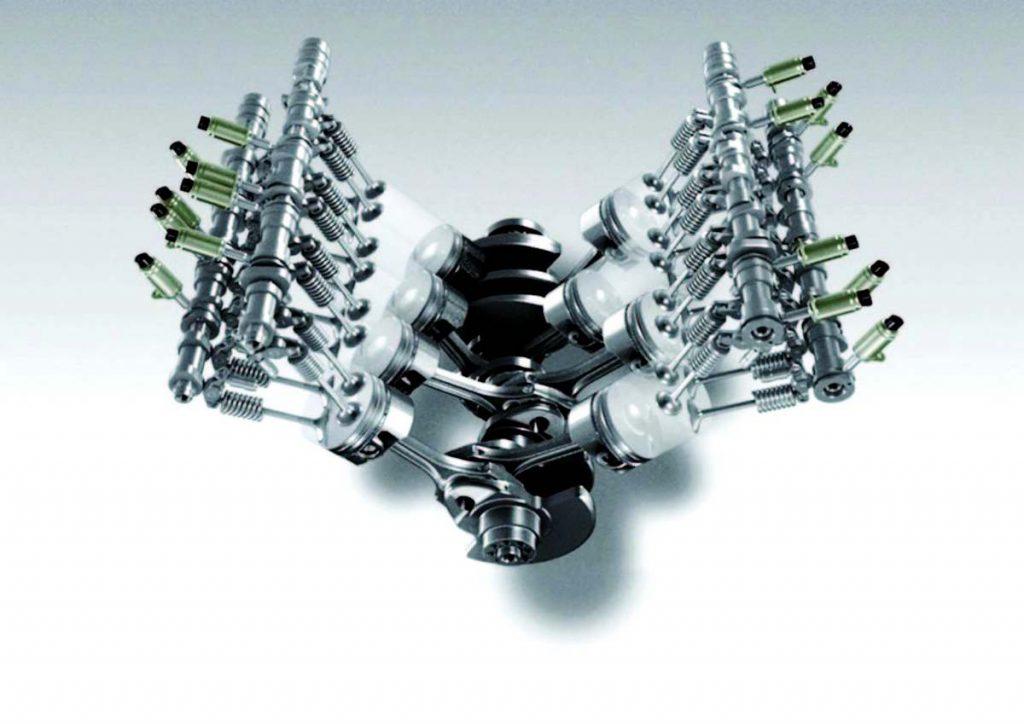 V83 Motore Cadillac disattivazione cilindri