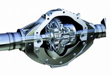 Rear Locking Differential differenziale