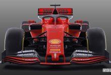 Ferrari F1 2019, le foto della nuova SF90