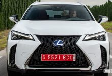 Lexus UX Hybrid, gamma e prezzi crossover ibrido