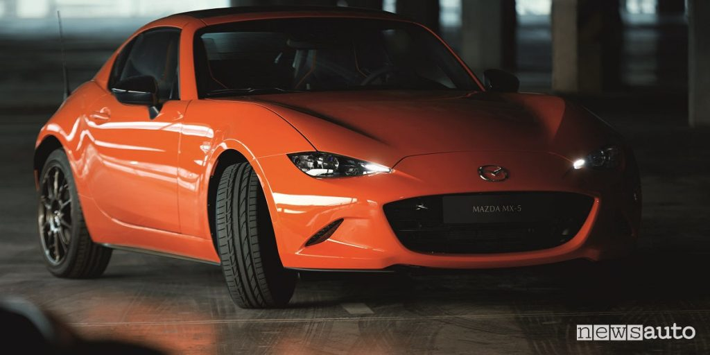 Mazda MX-5 30 anni, prezzo della serie limitata