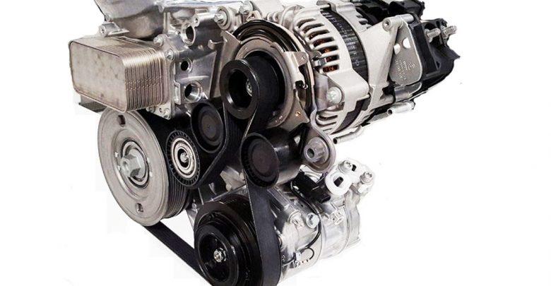 Mild hybrid 48volt alternatore reversibile Mercedes