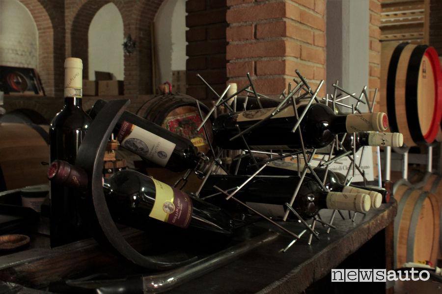 Degustazione vini Campani in 4x4