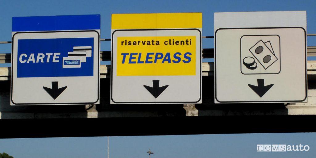 pamamento Telepass