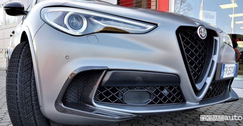 Alfa Romeo Stelvio NRING, tuning + 88 CV by Romeo Ferraris