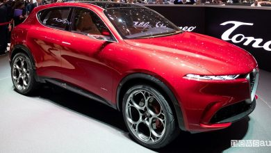 Photo of Alfa Romeo Tonale, concept SUV ibrido [foto e video]