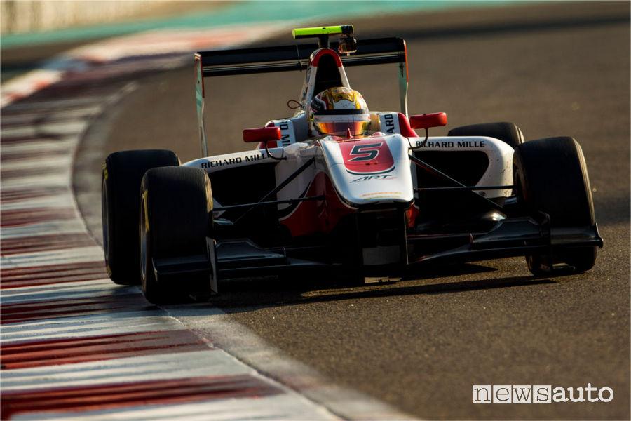 Charles Leclerc ART Grand Prix GP3