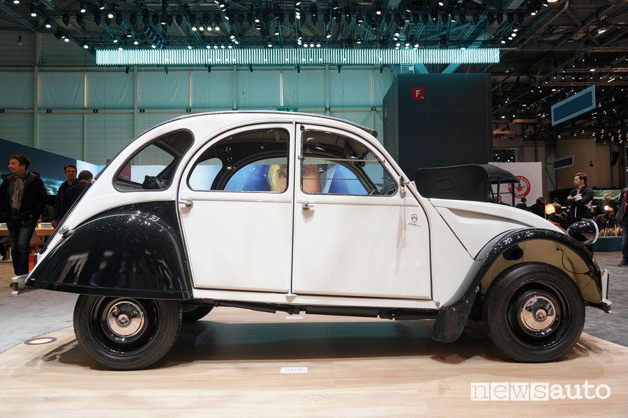 Citroën 2CV Origins since 1919