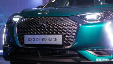 DS 3 Crossback tour roadshow