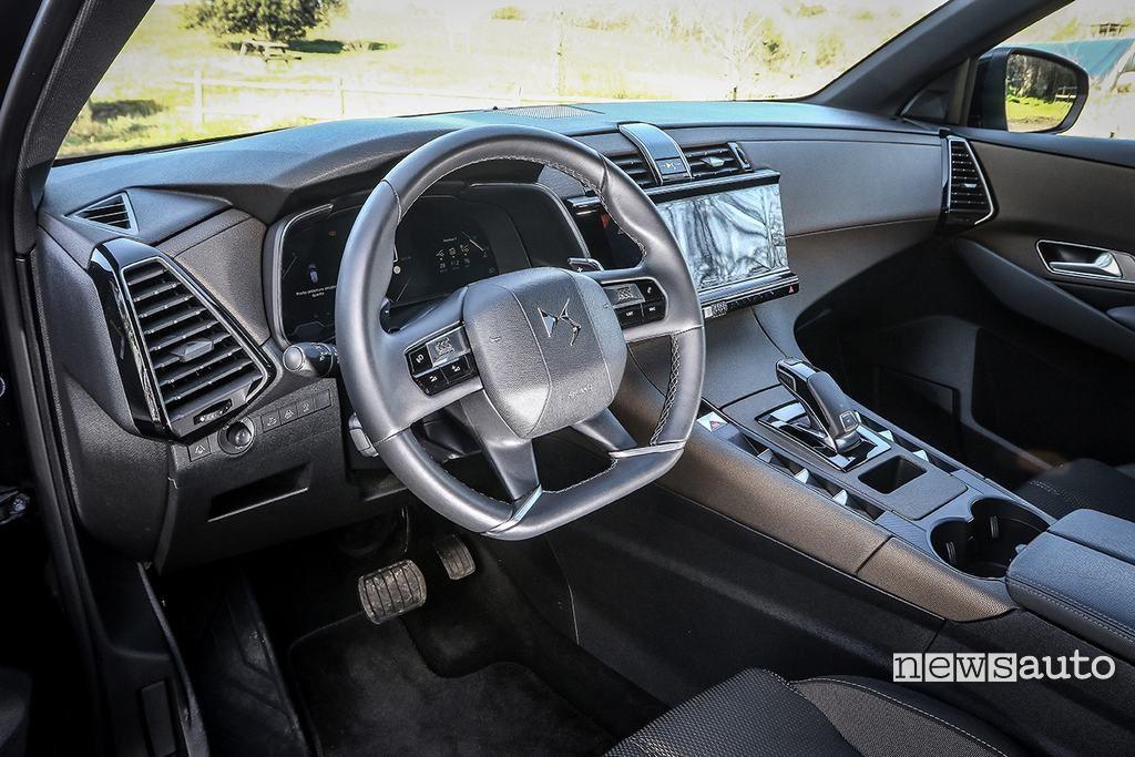 DS DS7 Crossback interni