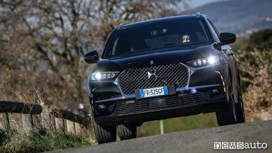 Photo of DS 7 Crossback, prova  BlueHDi diesel 2L