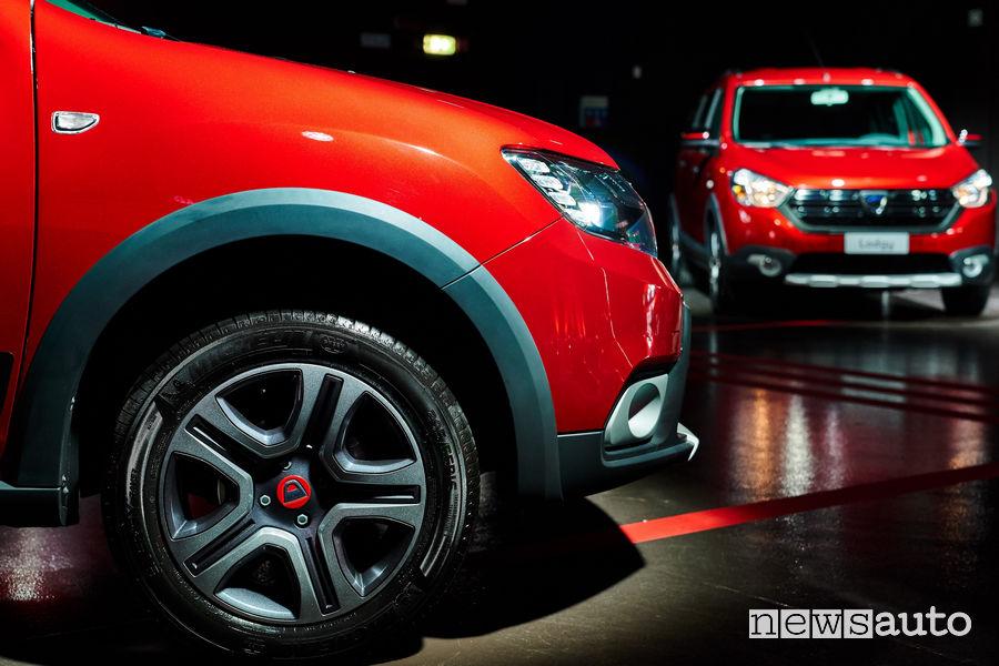 Dacia serie speciale Techroad