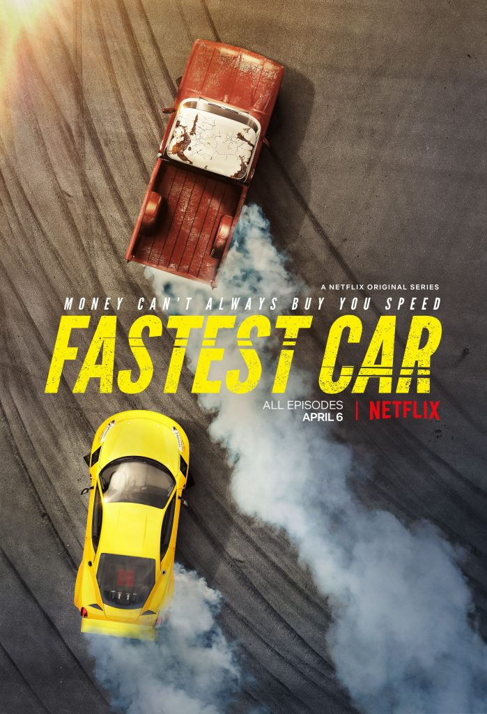 Fatest Car su Netfix