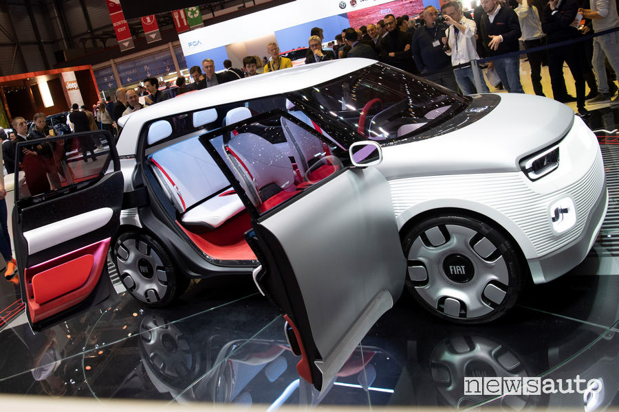 Fiat Centoventi La Panda Del Futuro Newsauto It