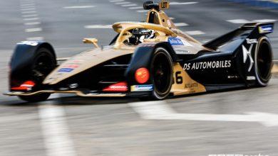 Formula E 2019 Sanya e-Prix, Lotterer DS Techeetah