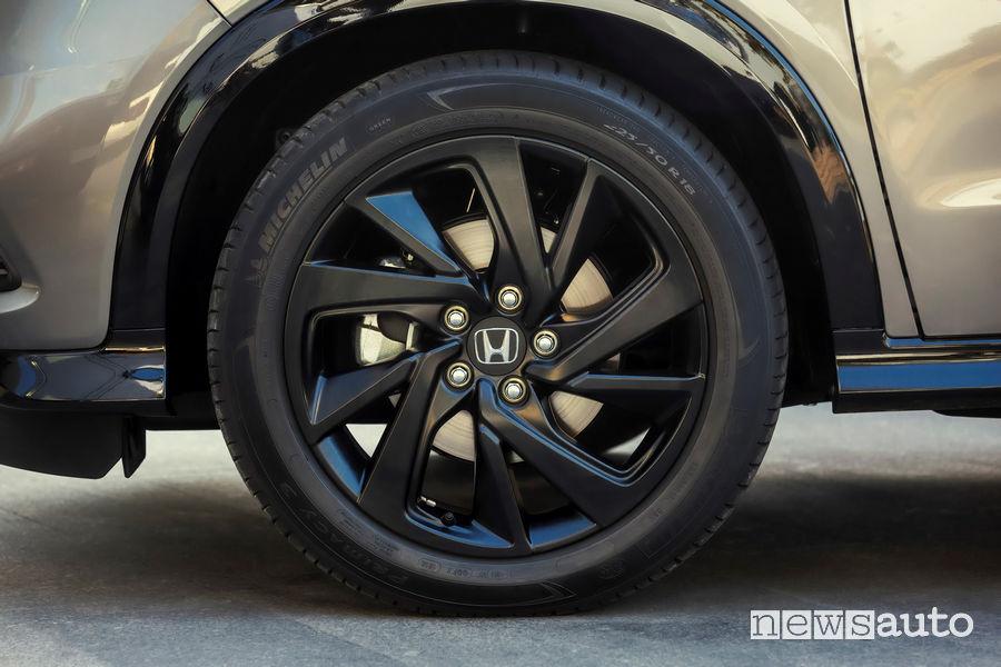 """Honda HR-V 2019, cerchi in lega 18"""""""