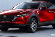 Mazda CX-30 anteprima italiana al Parco Valentino 2019