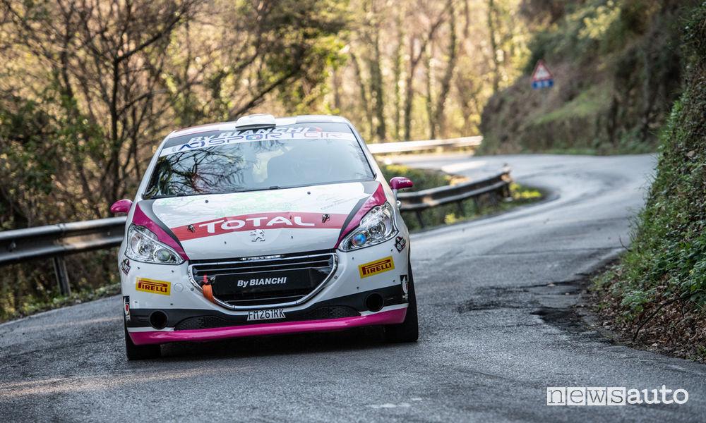Peugeot Competition Ciocco 2019, Perosino