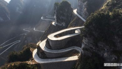 Photo of Tianmen Road, la Volkswagen ID R vuole il record
