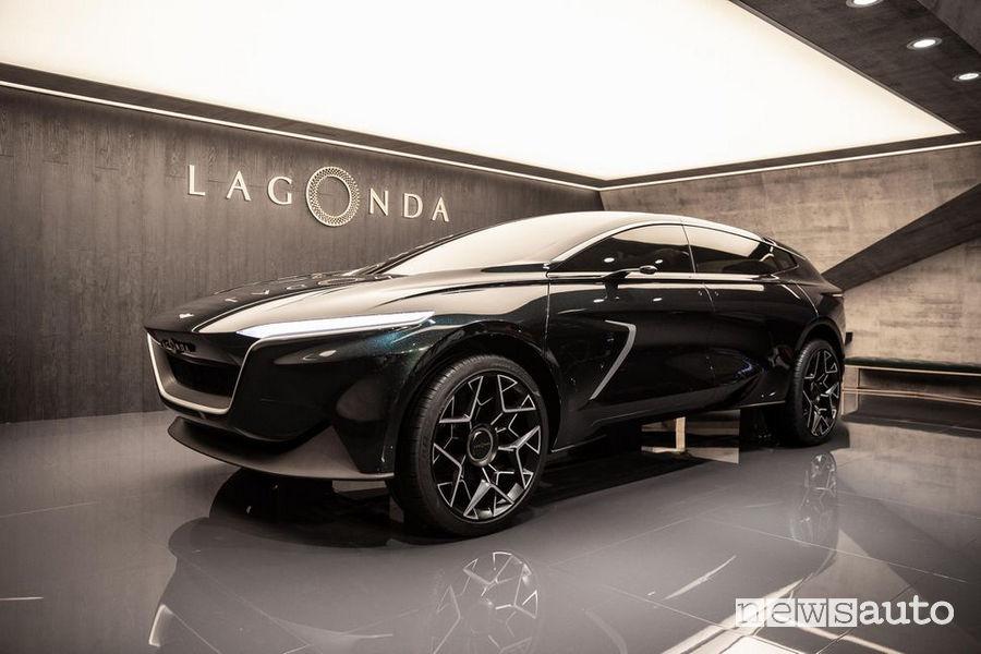 Concept Ginevra 2019 Aston Martin Lagonda All-Terrain Concept