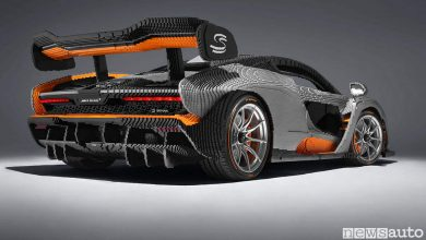 Photo of Auto giocattolo LEGO 1:1, McLaren Senna supercar dimensioni reali!
