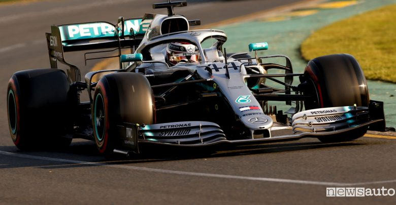 Qualifiche F1 Gp Australia 2019 Lewis Hamilton