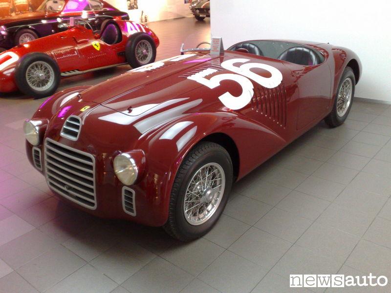 Ferrari 125 s la prima Ferrari