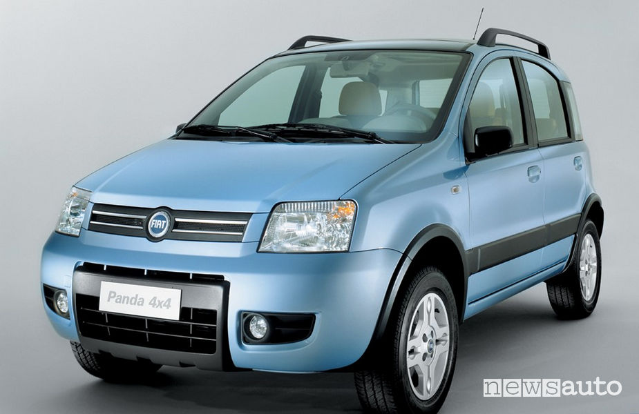 Fiat Panda 4x4 2006
