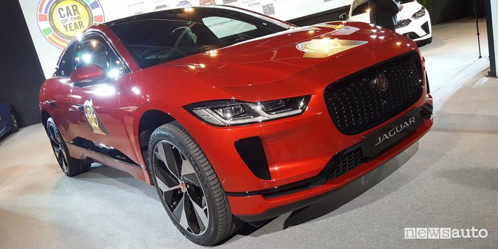 Auto dell'Anno 2019 Jaguar I-Pace