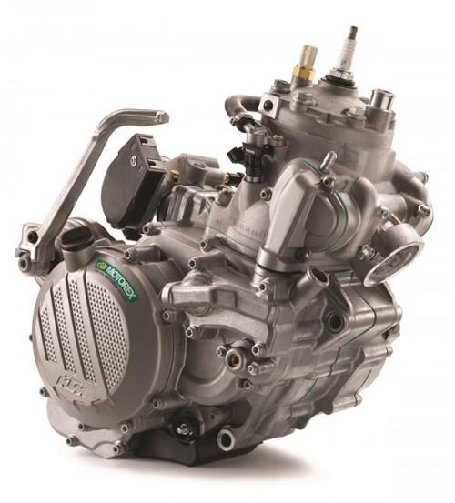 motore 2T KTM iniezione