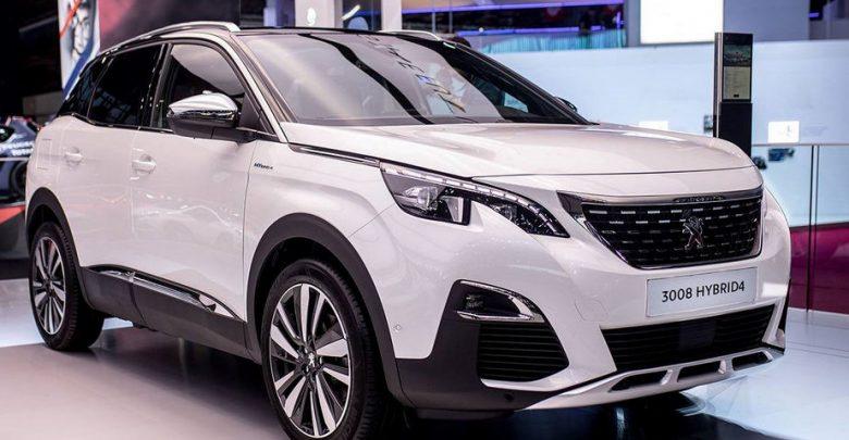Peugeot 3008 Hybrid4 Ginevra 2019